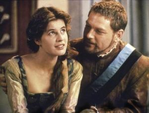 Irene Jacob's Desdemona with Iago
