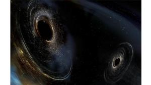black hole merger