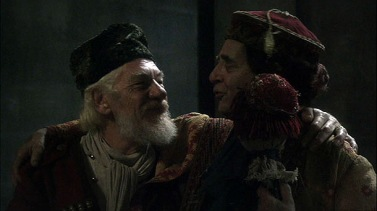 Lear and his Fool